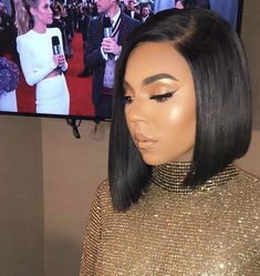 Lace Frontal Wigs Simple Hair Style Boys Bob Wig With Bangs Blonde Weave Hair 360 Closure Wig Top Clip In Hair Extensions Long Blunt Hair, Short Hair Cuts, Medium Hair Styles, Curly Hair Styles, Natural Hair Styles, Boy Hairstyles, Straight Hairstyles, Blonde Weave, Blonde Bangs