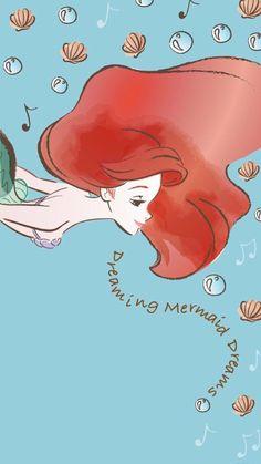 Disney Films, Disney Characters, Fictional Characters, Disney Wallpaper, The Little Mermaid, Disney Princess, Ariel, Drawings, Disney Princess Pictures
