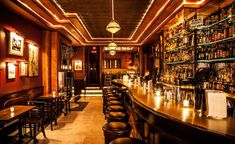 The best NYC secret bars for clandestine cocktails, from discreet drinking dens to sumptuous speakeasies – explore New York's hidden bars