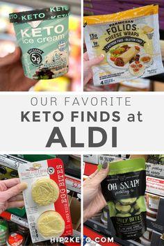 Ketogenic Recipes, Low Carb Recipes, Ketogenic Diet, Aldi Recipes, Dinner Recipes, Freezer Recipes, Freezer Cooking, Freezer Meals, Drink Recipes