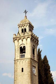 Campanile della chiesa di Santo Stefano protomartire in località Battaglia nel comune di Fagagna (UD)  [SIRPAC - Scheda 8349]