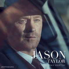 Max Martini is Jason Taylor, Christian's trusted bodyguard. | Fifty Shades of Grey | In Theaters Valentine's Day