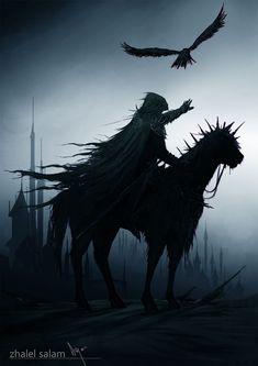 Dark Warrior by ~brutality84 on deviantART join us http://pinterest.com/koztar/