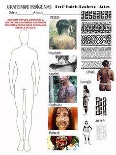 grafismos indigenas