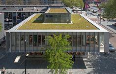 Dreamhouse | KAAN Architecten | Photo: Sebastian van Damme | Archinect