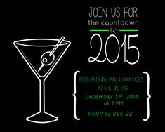 new year's eve invitation templates free   free printable new ...