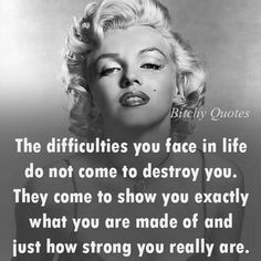 Style quotes fashion marilyn monroe ideas for 2019 Babe Quotes, Beauty Quotes, Woman Quotes, Quotes To Live By, Start Quotes, Sassy Quotes, Faith Quotes, Quotes Quotes, Marylin Monroe