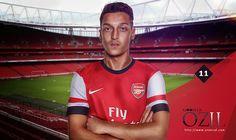Ozil 11 Arsenal