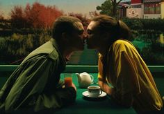 Love - Karl Glusman, Aomi Muyock