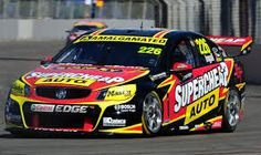 Russell Ingall - The Enforcer - Record Breaking rounds in V8 Supercars