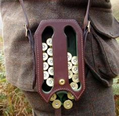 Loadmaster (insert crude joke here) | Fine Shooting Accessories ; very cool shot shell holder, but would rather it be belt attached rather than a sling.