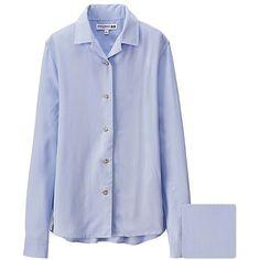 Maxi dress white silk blouses
