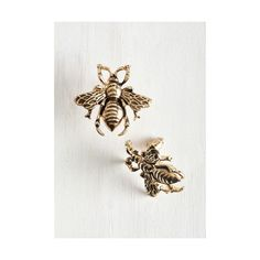 Critters Bee Prepared Earrings ($15) found on Polyvore featuring women's fashion, jewelry, earrings, gold, accessories, engravable gold jewelry, earrings jewelry, gold jewellery, gold earrings jewelry and gold jewelry