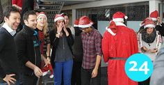 Türchen 24:  Wir wünschen Euch allen frohe Weihnachten und besinnliche Feiertage   www.interlutions.de/weihnachtsvideo