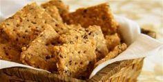 Receita de Biscoito integral de gergelim com linhaça - Receitas de Doces e Sobremesas - Portal Vital