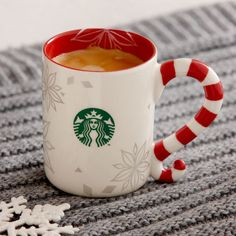2013 Candy Cane Mug, 3 fl oz | Boutique Starbucks® France (FR)