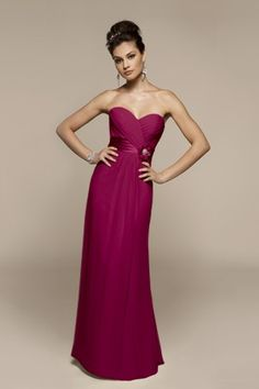 but in blue and it is a perfect bridesmaid gown :)