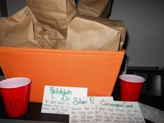 Hunger Games Review Game: I created this test review game to capitalize on the Hunger Game craze.  Five rounds, twelve groups, game changing cards and messages from the capital.  Works best with middle and high school students.