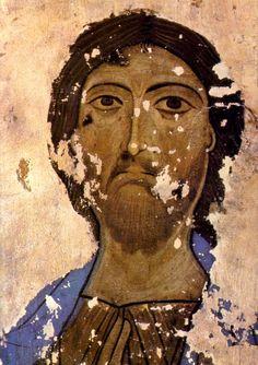 Христ Спаситељ. veronauka.org Државни историјско-етнографски музеј Сванетије, Местија. Грузия.