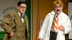 """The Sunshine Boys"" @ Guthrie Theater - Wurtele Thrust Stage (Minneapolis, MN)"
