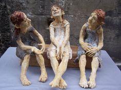Jurga Martin All Jurga's works fascinate by their vitality, an incredible accuracy of their attitudes, expres...