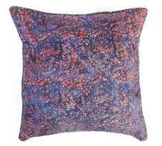Batik Tie Dye Colourful Cushion Covers by FruityFern on Etsy, $18.00