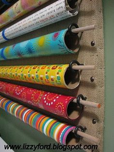 1000 Images About Pegboard Wrapping Craft Station On