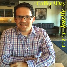Today for My #CoffeeADay Initiative, Dan Overby and I talked about how he hustles for progress and the future of his profession.   My CoffeeADay Initiative: 1 cup of coffee with 1 person everyday.   Dan is the Director of Sustainability at Browning Day Mullins Dierdorf ...  http://coffeeaday.net/post/127508373976/today-for-my-coffeeaday-initiative-dan-overby