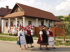 Folk Costume, Costumes, Folk Dance, Hungary, Past, Times, Gallery, Fashion, Moda