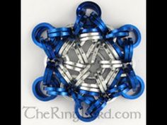 ▶ How to make Star Ornaments (including Star of David) - YouTube