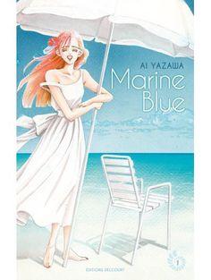 Marine blue tome 1 de Ai Yazawai | Voyage & Codex