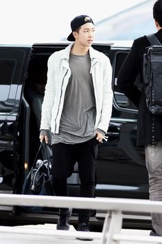 rap monster airport - Google Search