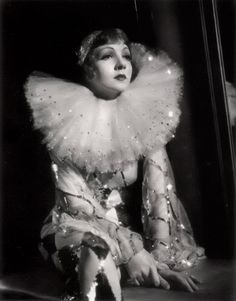 Claudette Colbert in Tonight is Ours , 1933, directed by Stuart Walker. Costume by Travis Banton