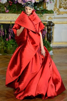 Alexis Mabille Fall 2013 Couture Collection Slideshow on Style.com