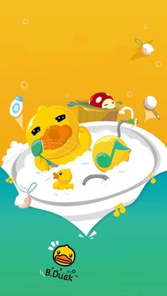 Cartoon Characters, Fictional Characters, Buffy, Rubber Duck, Tweety, Pikachu, Wallpapers, Party, Kids