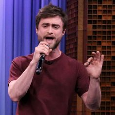 "Boy wizard and all around cool guy Daniel Radcliffe was on Fallon last night where he shared his love for all things rap and attempted to give Blackalicious's ""Alphabet Aerobics"" a go, which is one of the most technically complex rap songs ever. Let's just say The Roots were pretty impressed.... Here's the original, so you have something to compare it to..."
