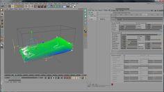 X-Particles 2.5 FLUIDS & FOAM on Vimeo