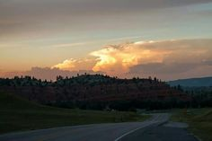 Steven Bradt                           Viking's Eye Photography            Iron Horse Endurance Challenge  Black Hills with storm clouds lit by golden sun