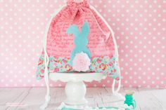 Easter Bunny Bag with HeatnBond Lite Adhesive - Therm O Web