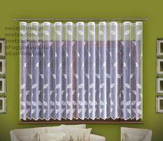Meknes (SW) - Svetzaclon.cz - Obchod se záclonami. Curtains, Home Decor, Blinds, Decoration Home, Room Decor, Draping, Home Interior Design, Picture Window Treatments, Home Decoration