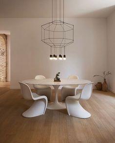 Tavolo rotondo allungabile moderno | tavoli rotondi - round tables ...