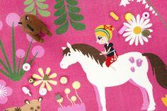 Vallila & Mimmit collection: Kevätlaulu, pink rug. Design Meri Mort & Vallila Design Studio