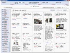 Readefine Desktop