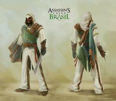 dcarneiro: Assassin`s Creed Brasil