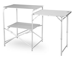 Camping Furniture - Alpine Mountain Gear Roll Top Kitchen Table Grey *** For more information, visit image link. Camping And Hiking, Camping Cot, Camping Table, Camping Chairs, Camping Stove, Camping Meals, Family Camping, Outdoor Camping, Diy Camping