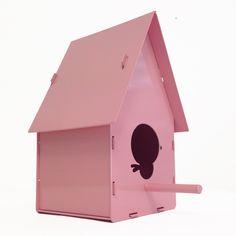 B&B FOR BIRDS - PINK by zanzottidesign on Etsy