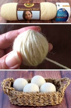 Looking for another easy Laundry Money Saving Tip? Toss those dryer sheets and make your own natural DIY Wool Dryer Balls! Make Your Own, Make It Yourself, How To Make, Gifts For Women, Gifts For Her, Life Hacks Every Girl Should Know, Cleaners Homemade, Diy Cleaners, Wool Dryer Balls