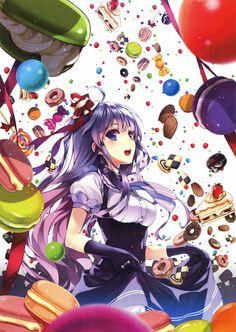 ✿ Anime Art ✿