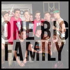 """Even though """"magcon"""" is over they will all be one big family. Everything happens for a reason! #staystrongmagconfamily 04/17/14 The day I realized how much the magcon boys mean to me"""