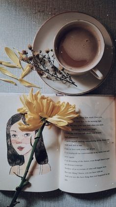 Currently reading: Stories for Rainy Days by Naela Ali - Book and Coffee Book Aesthetic, Flower Aesthetic, Coffee And Books, Coffee Love, Coffee Corner, Coffee Photography, Creative Photography, Rainy Day Photography, Foto Art